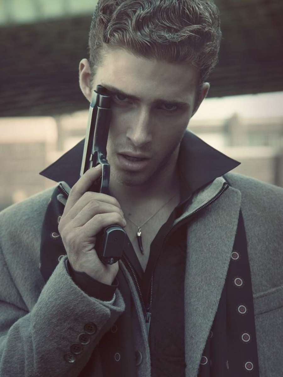 Ryan taylor fashion model 90