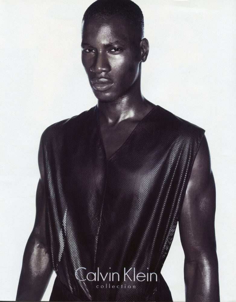 David Agbodji - Unique Models