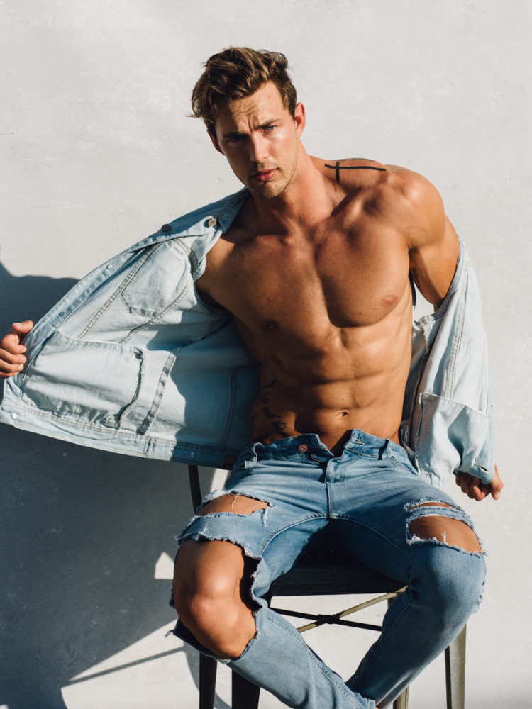 Christian Hogue Unique Models